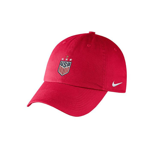 Nike USWNT Campus Red Hat