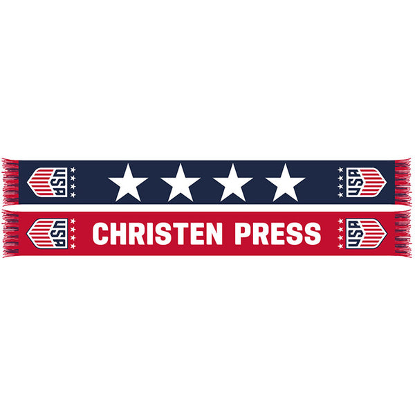 Ruffneck USWNT Christen Press Scarf
