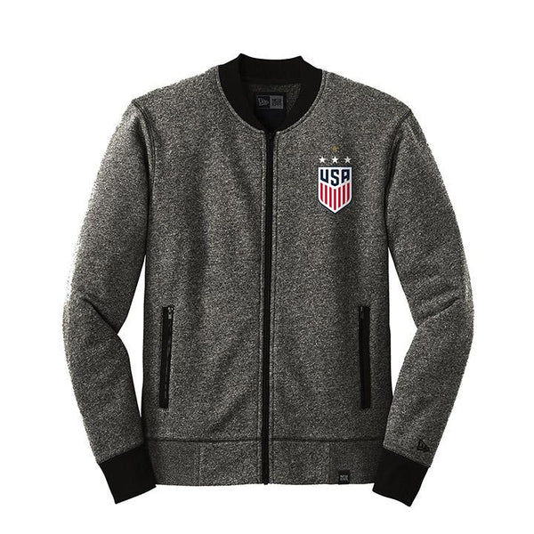 5th & Ocean WNT French Terry Full Zip