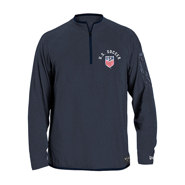 Men's 5th & Ocean USA 1/4 Zip Pullover