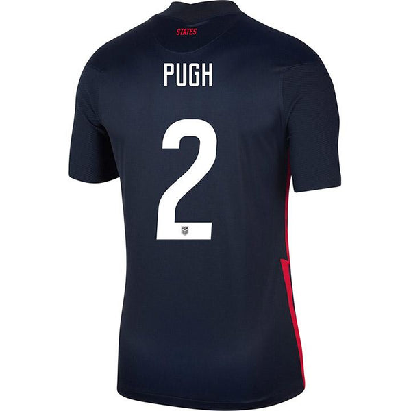 Men's Mallory Pugh Nike Away Navy Jersey