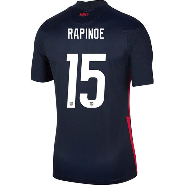 Men's Megan Rapinoe USWNT Nike Away Navy Jersey