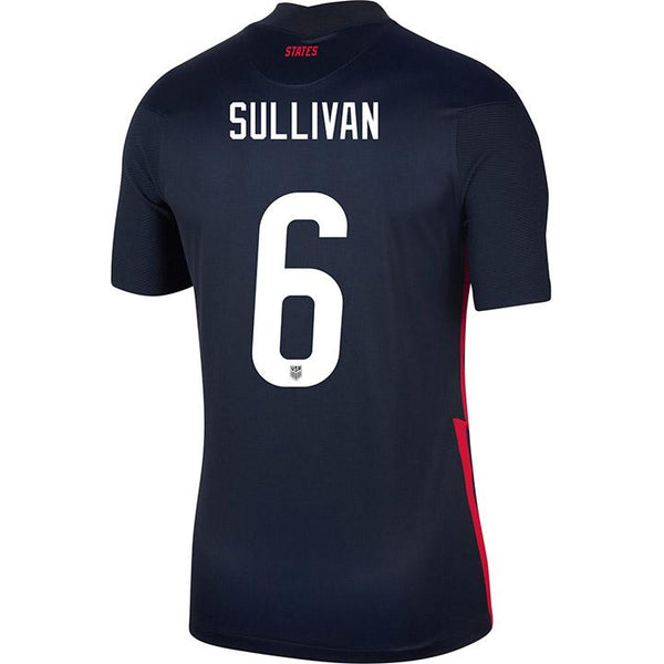 Men's Andi Sullivan Nike Away Navy Jersey