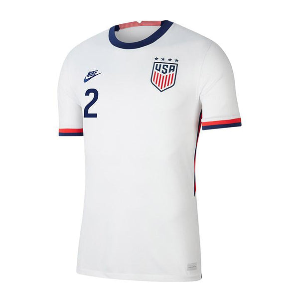 Youth Mallory Pugh Nike Home White Jersey