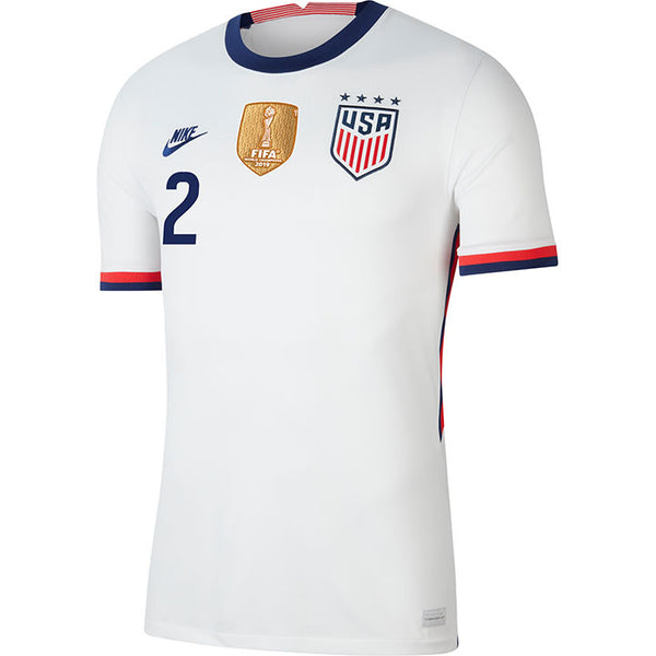 Men's Sophia Smith USWNT Nike Home White Jersey