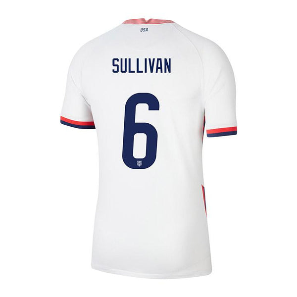 Youth Andi Sullivan USWNT Nike Home White Jersey