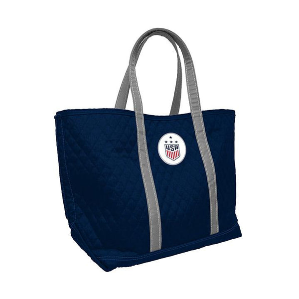 Logo Brands USWNT Blue Merit Tote