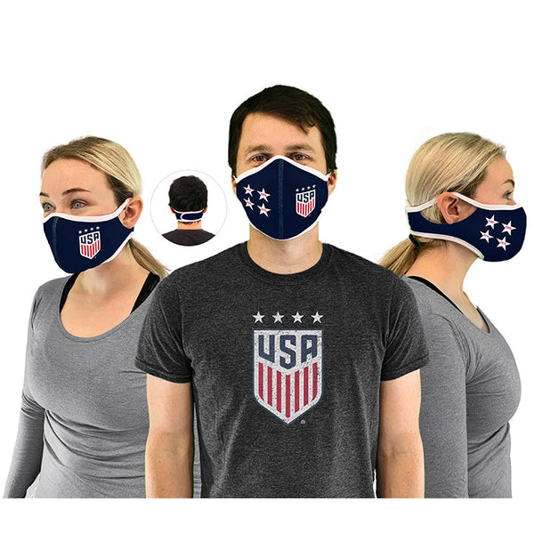 Ruffneck WNT Velcro Face Mask