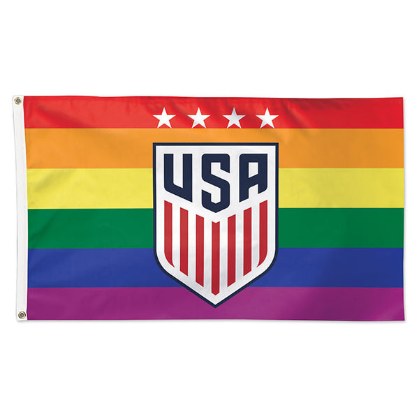 Wincraft USWNT Pride 3' x 5' Flag