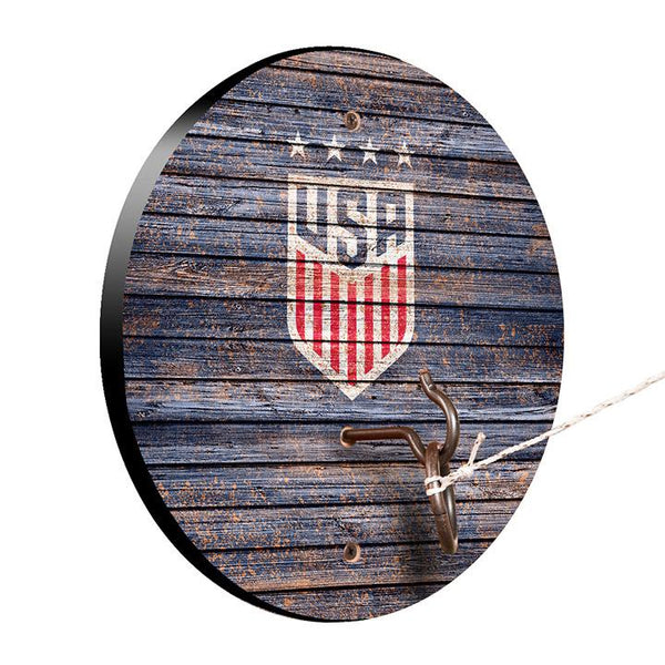 Victory Tailgate WNT Weathered Hook and Ring Game