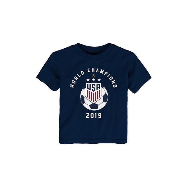 Toddler Outerstuff USWNT Champion Ball Tee