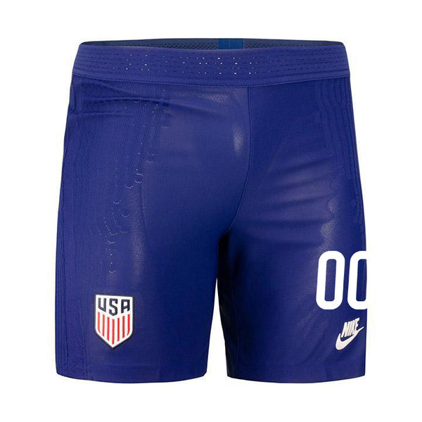 Personalized Nike Blue Vapor Match Shorts