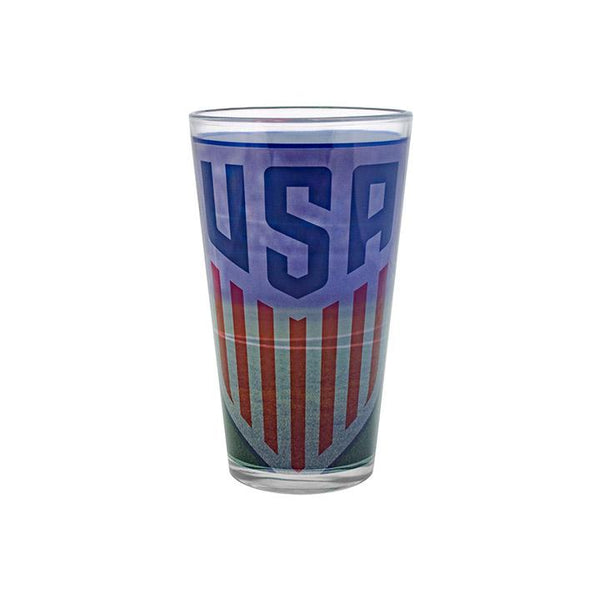 Boelter USA Crest Sublimated Shadow Pint Glass