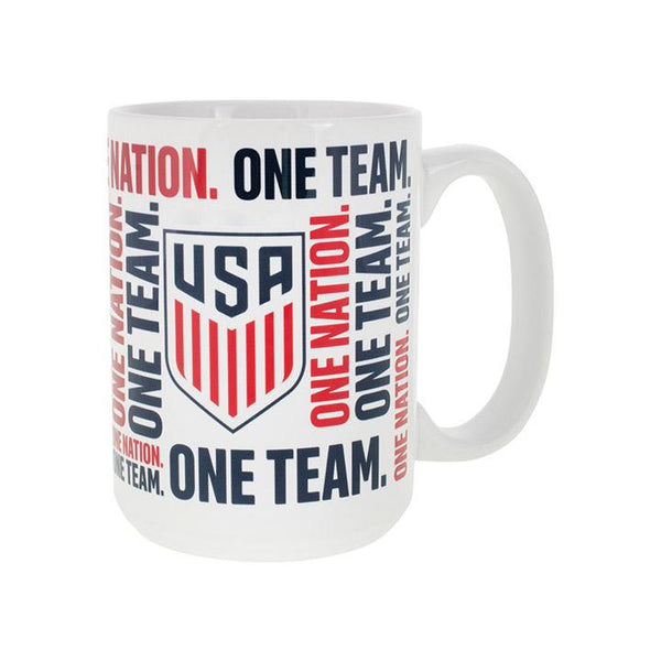 Boelter USA Crest Sublimated Spirit Mug