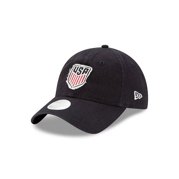 Women's New Era USA 920 Navy Rugged Hat