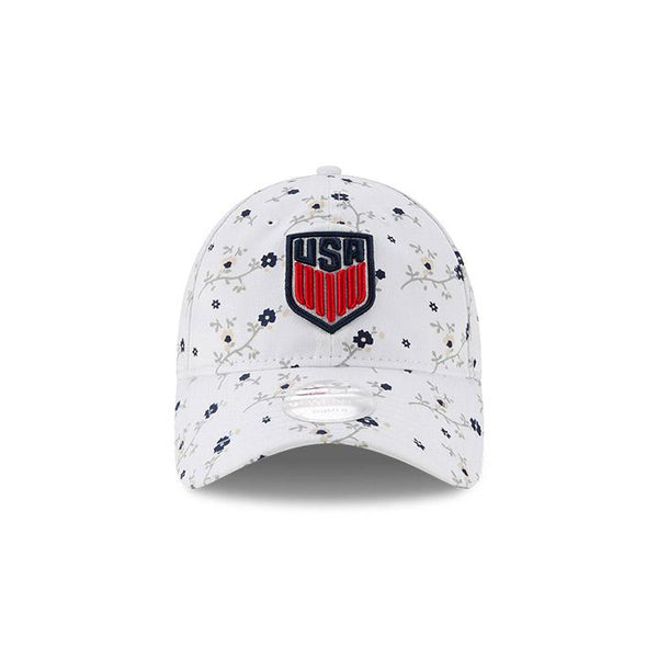 Women's New Era USA 9Twenty Blossom Hat