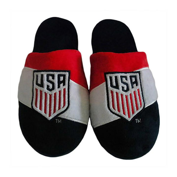 FOCO USA Colorblock Slippers