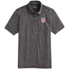 Men's Vineyard Vines Destin Grey Polo