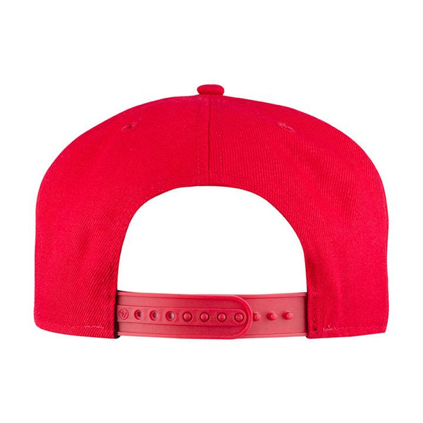 '47 BRAND USA RED CAPTAIN HAT