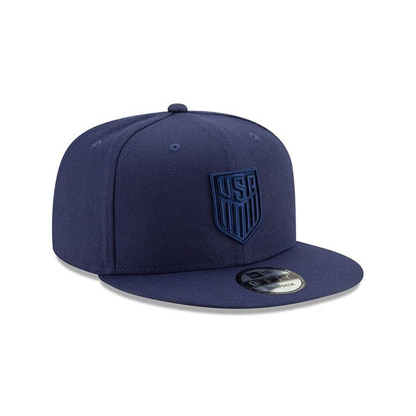 New Era USA 9Fifty Basic Navy Hat