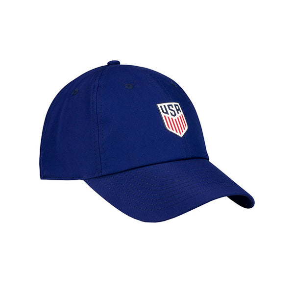 Nike Heritage 86 USA Crest Dry Blue Hat