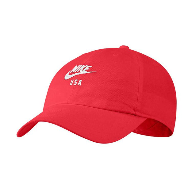 Nike Heritage 86 USA Red Hat