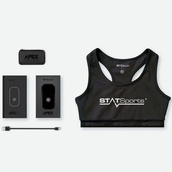 STATSports APEX ATHLETE SERIES GPS PERFORMANCE TRACKER