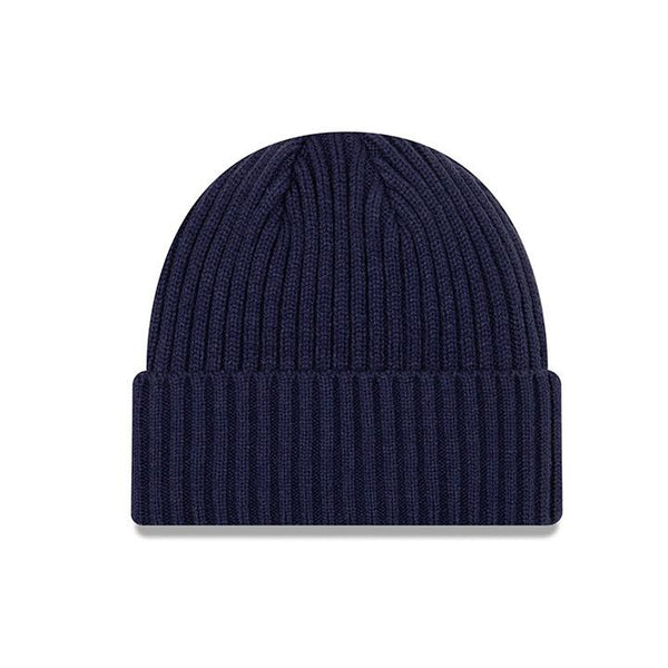 New Era USA Navy Basic Cuff Knit Beanie