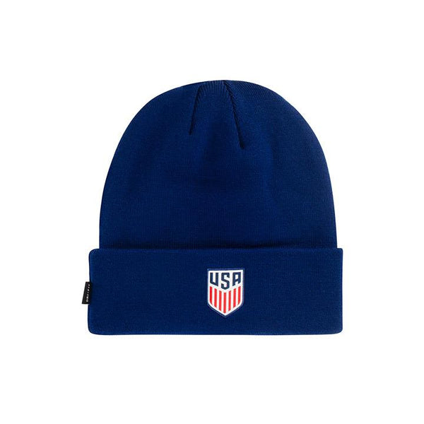 Nike USA Blue Dry Knit Beanie
