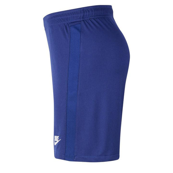Nike Royal Blue Breathe Stadium Shorts