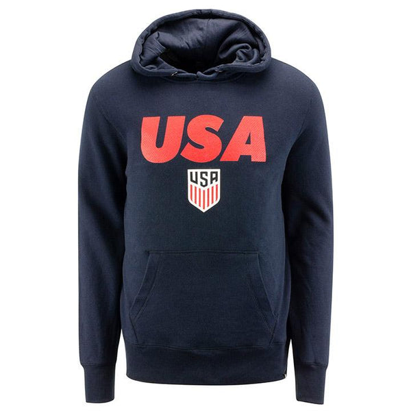 Men's '47 USA Headline Pullover Navy Hoody