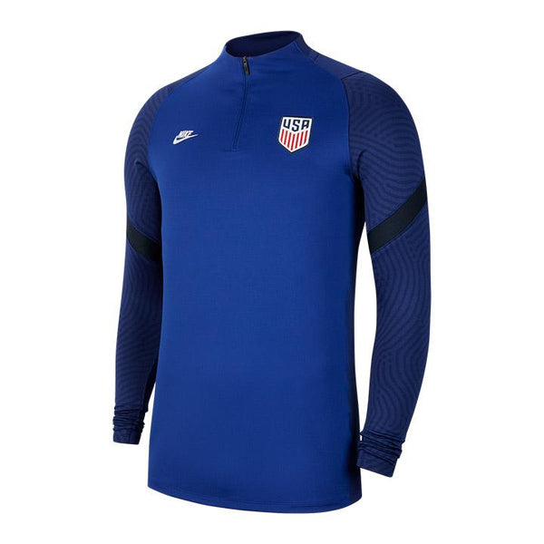 Men's Nike USA 1/4 Zip Strike Top