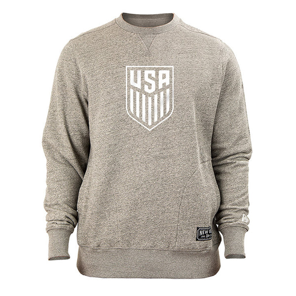 Men's 5th & Ocean USA French Terry Crew Sweatshirt