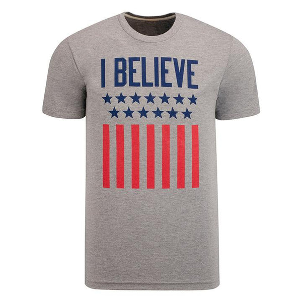Homage I Believe Flag Tee
