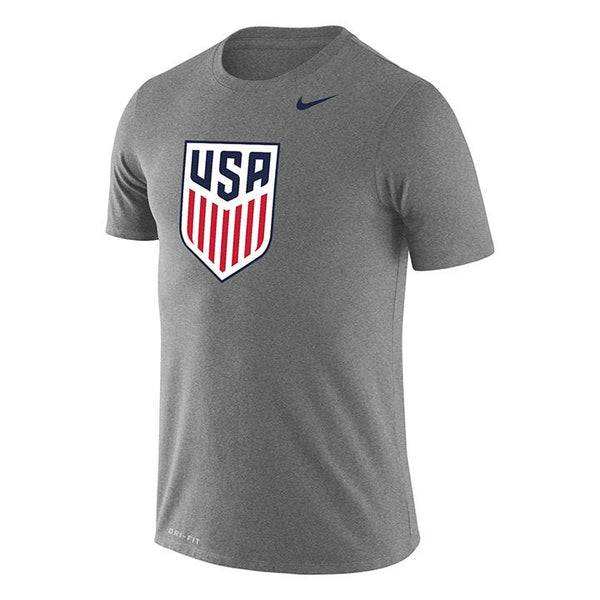 Men's Nike USA Legend Grey Tee