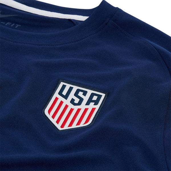 Men's Nike USMNT Pre Match Top