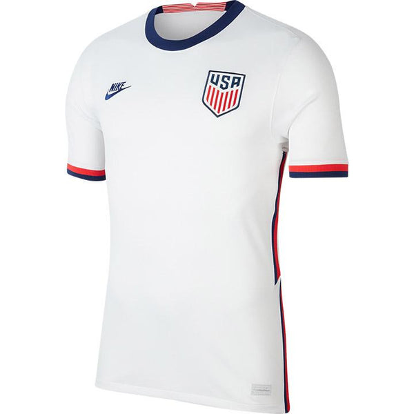 Men's Nike USMNT Stadium Home White Jersey