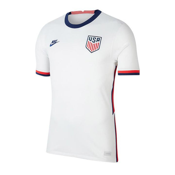 Youth Nike USMNT Stadium Home White Jersey
