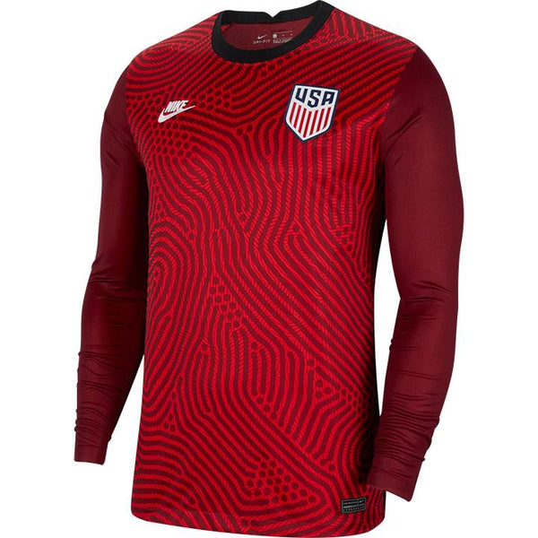 Men's Nike Crest Long Sleeve Goal Keeper Jersey