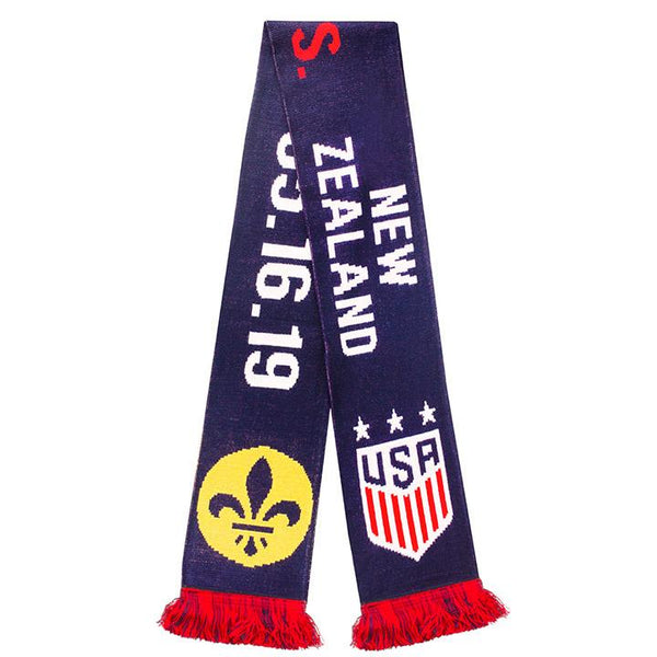 Ruffneck USWNT 3-Star USA v New Zealand St. Louis Event Scarf