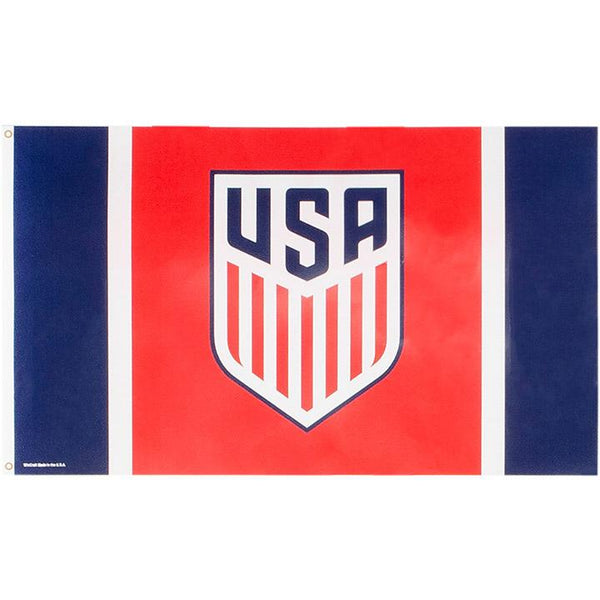 WINCRAFT U.S. SOCCER DELUXE 3X5 FLAG