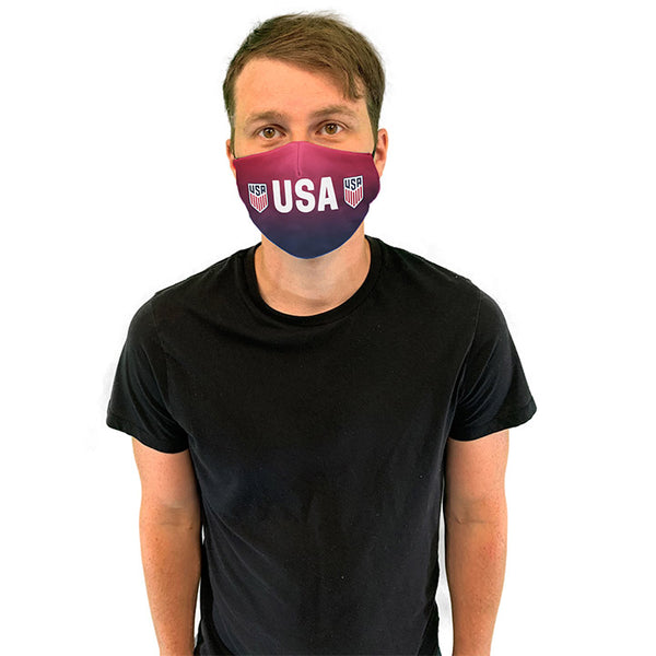 Ruffneck USA Water-Resistant Face Mask