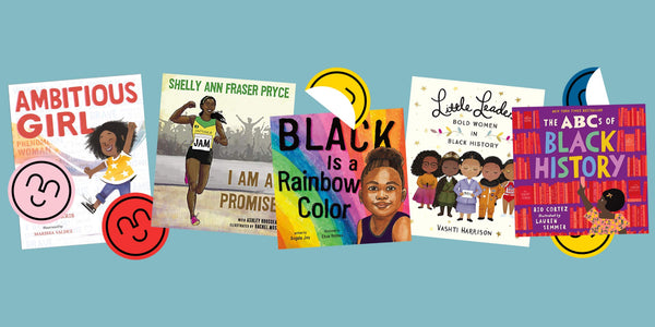 10 Great Children's Books to Celebrate Black History Month