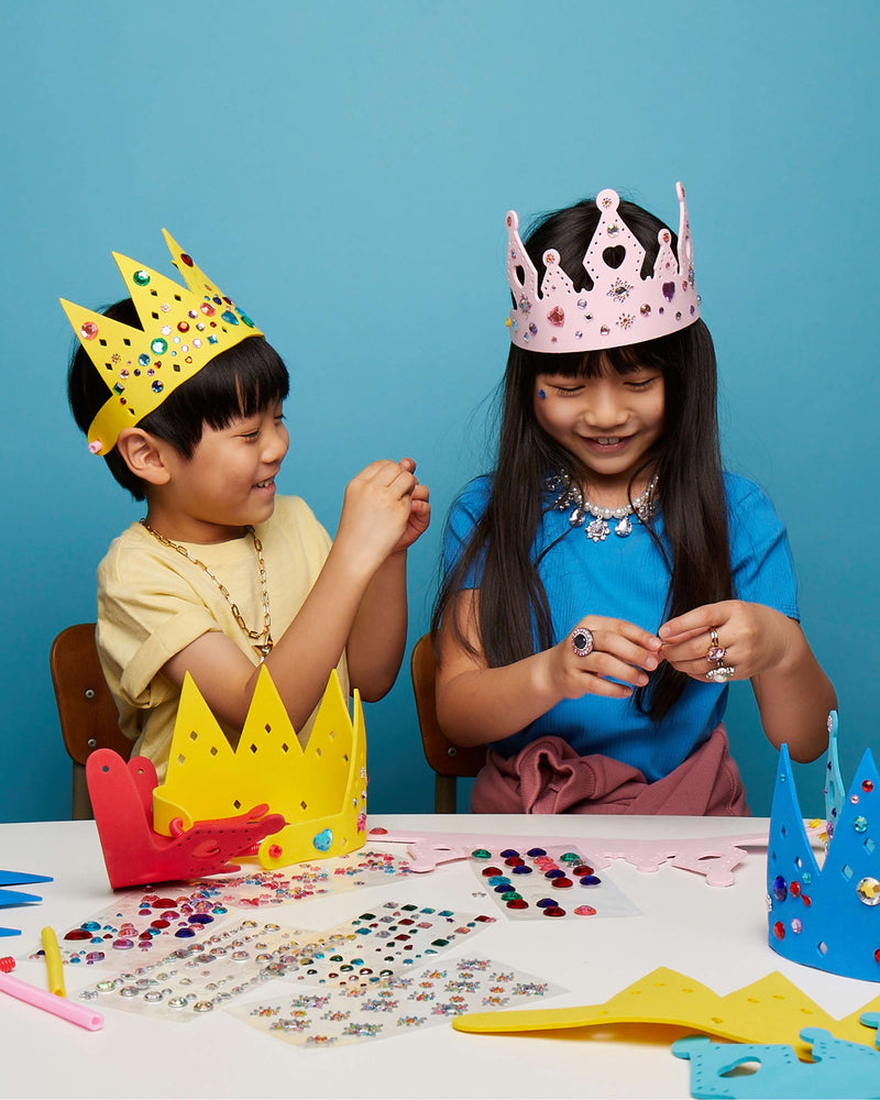 Everyday Royalty DIY Crown & Tiara Kit