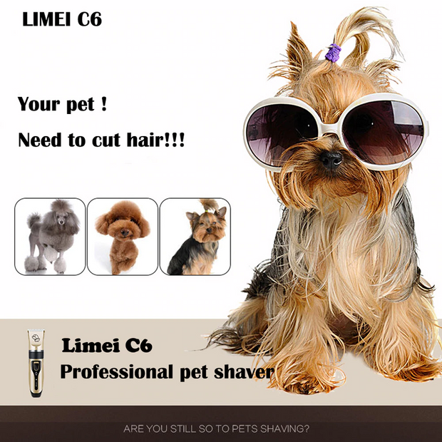 Electrical Pets Hair Cut Machine