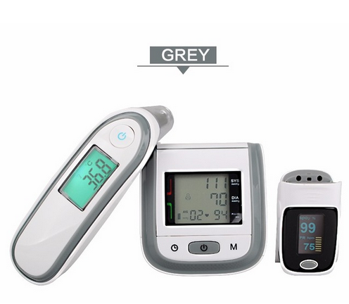 Copy of Blood Pressure Monitor + Infrared Ear Thermometer - Health Pack