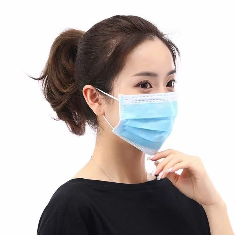 Filter for anti-dust mouth mask and unisex antivirus wholesale