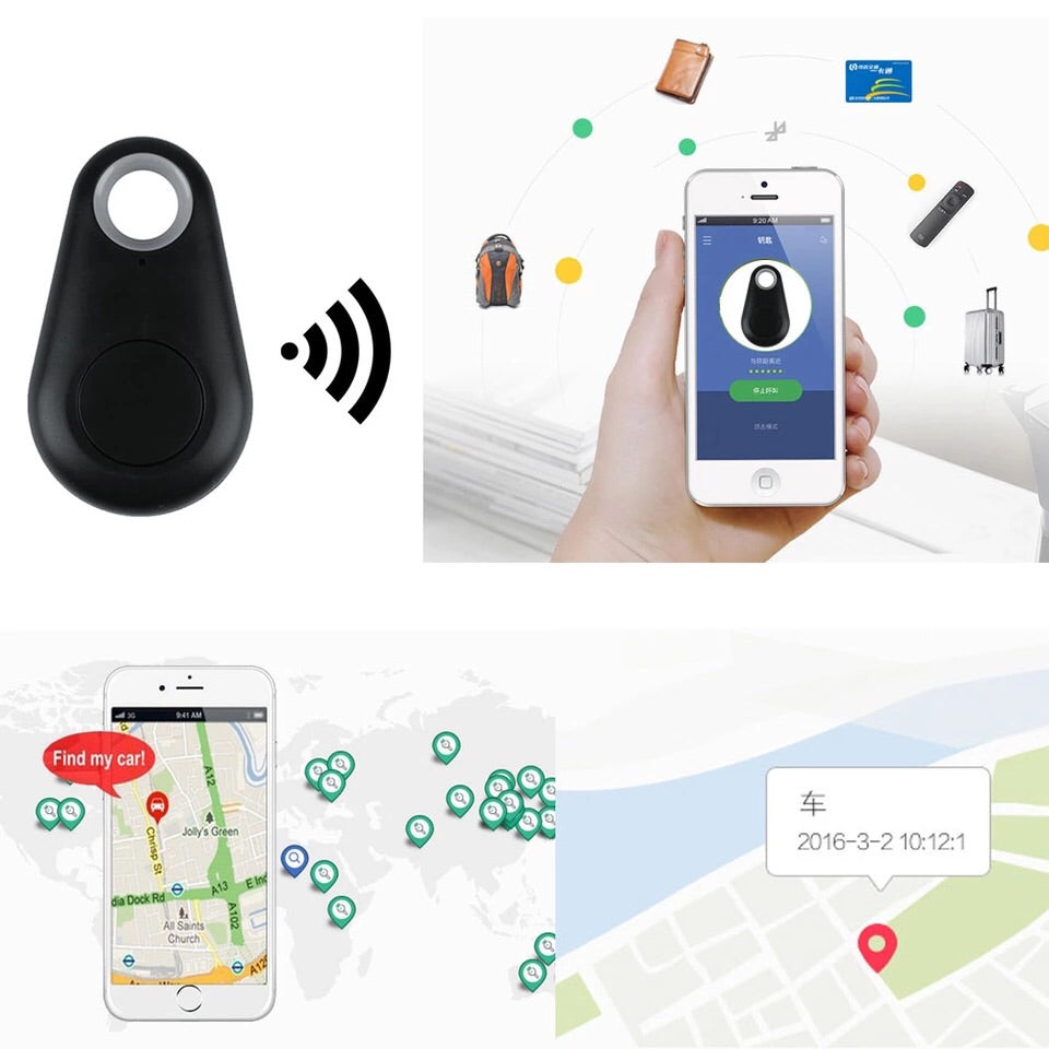 Bluetooth GPS Anti-Lost for pets