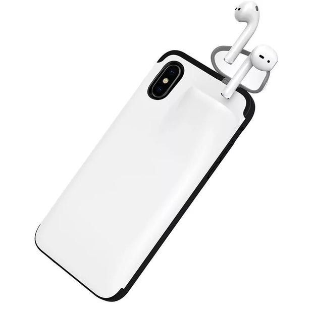 Protector with Earbuds Holder for Airpods