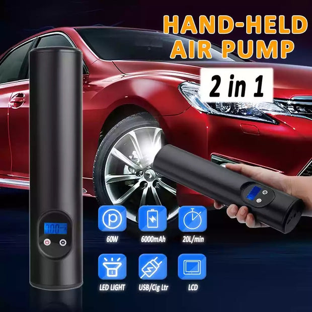 Air compressor Car